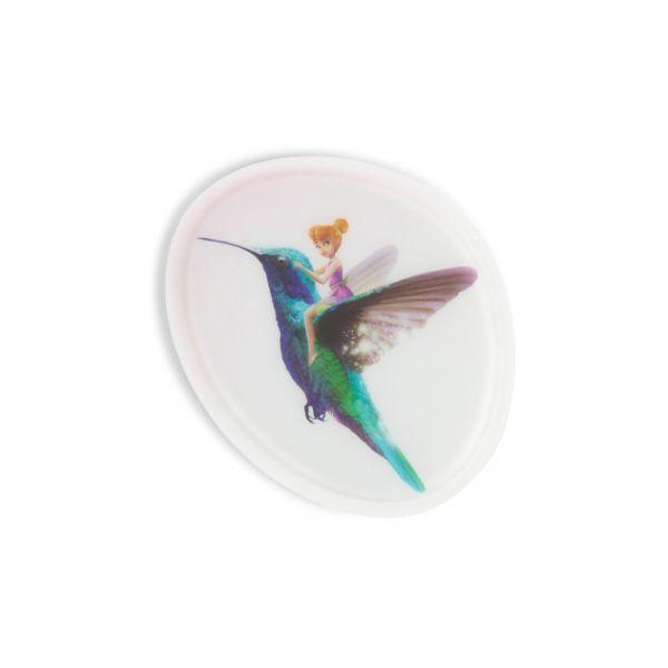 ergobag REFLEKTOR-KLETTIE Prinzessin Kolibri
