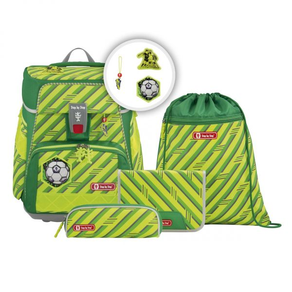 Step by Step SPACE NEON 5tlg. funky soccer 183763