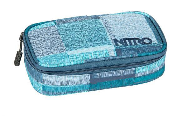 Nitro PENCIL CASE XL zebra ice