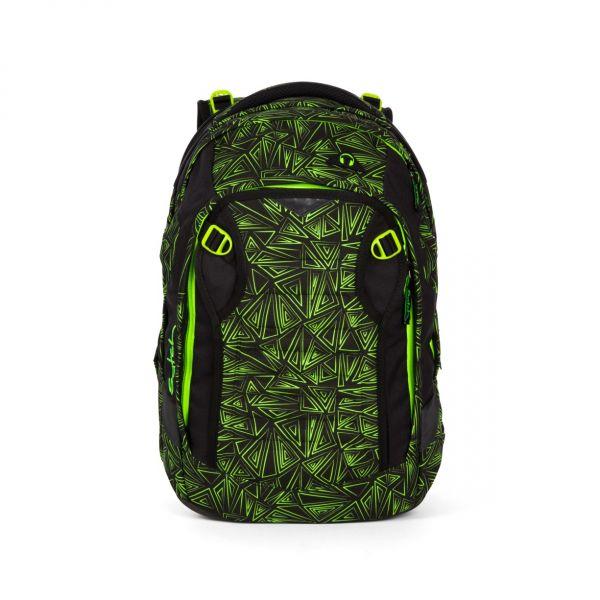 Satch MATCH green bermuda