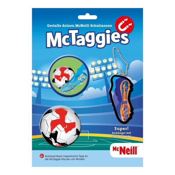 McNeill McTaggie soccer