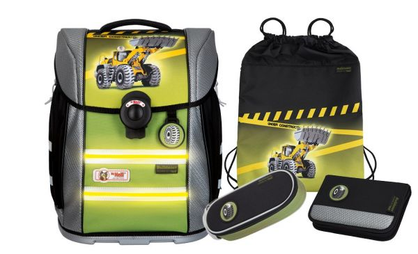 McNeill ERGO PRIMERO 4-tlg. bulldozer LED