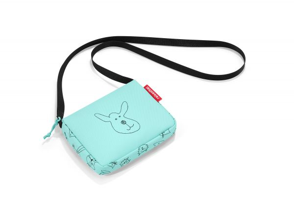 REISENTHEL ITBAG KIDS cats and dogs mint