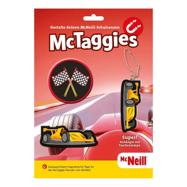 McNeill McTaggie racecar