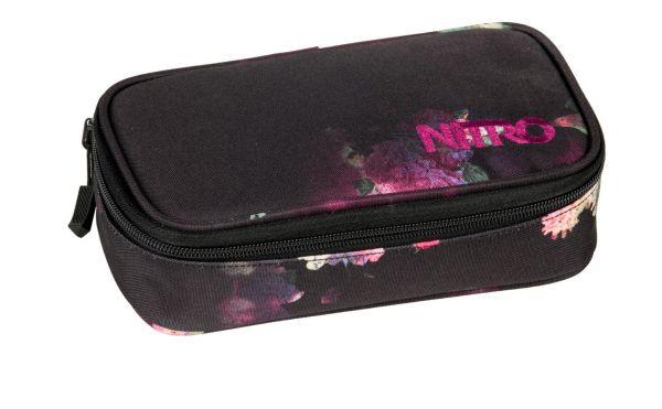 Nitro PENCIL CASE XL black rose