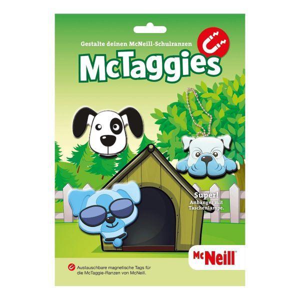 McNeill McTaggie dog