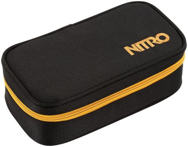 Nitro PENCIL CASE XL golden black