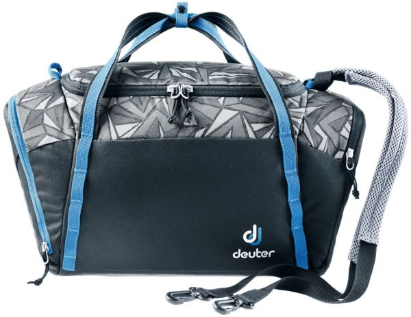 deuter HOPPER black zigzag