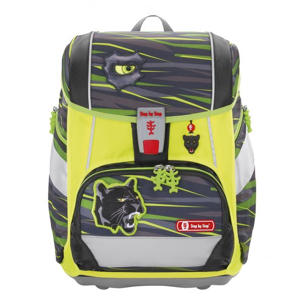 Step by Step NEON PULL-OVER 2IN1 PLUS gelb