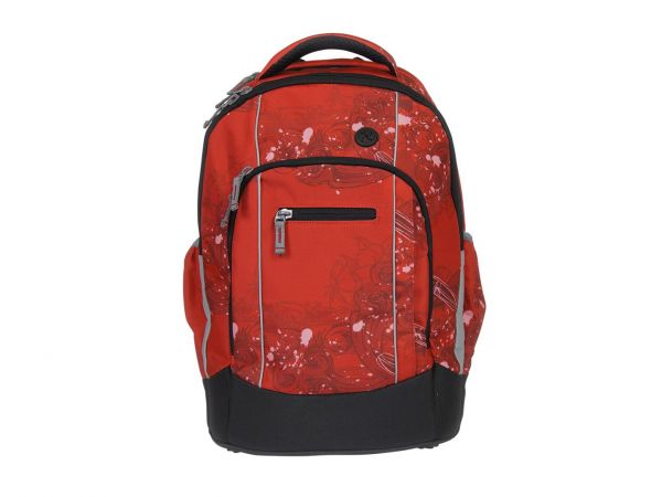 Syderf naps Rucksack Pacific Red