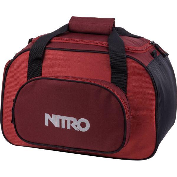 Nitro DUFFLE BAG XS chili