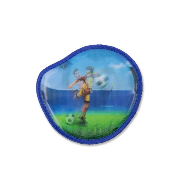 ergobag WACKELBILD-KLETTIE fußball