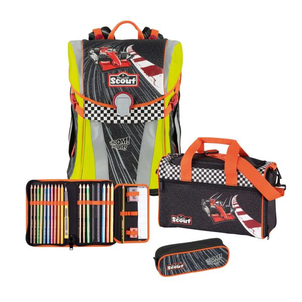 Scout SUNNY Set 4-tlg. Red Racer