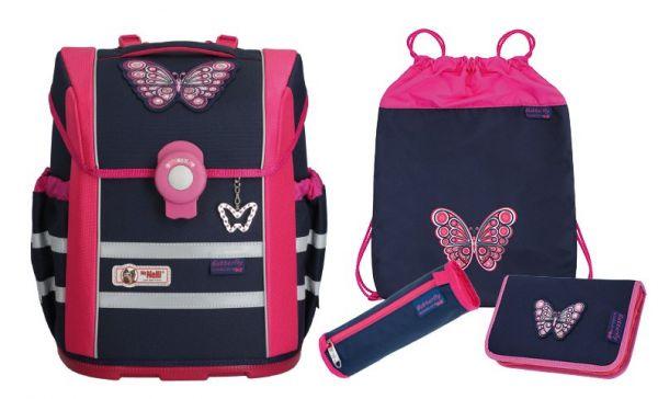 McNeill ERGO MAC 4-tlg. butterfly